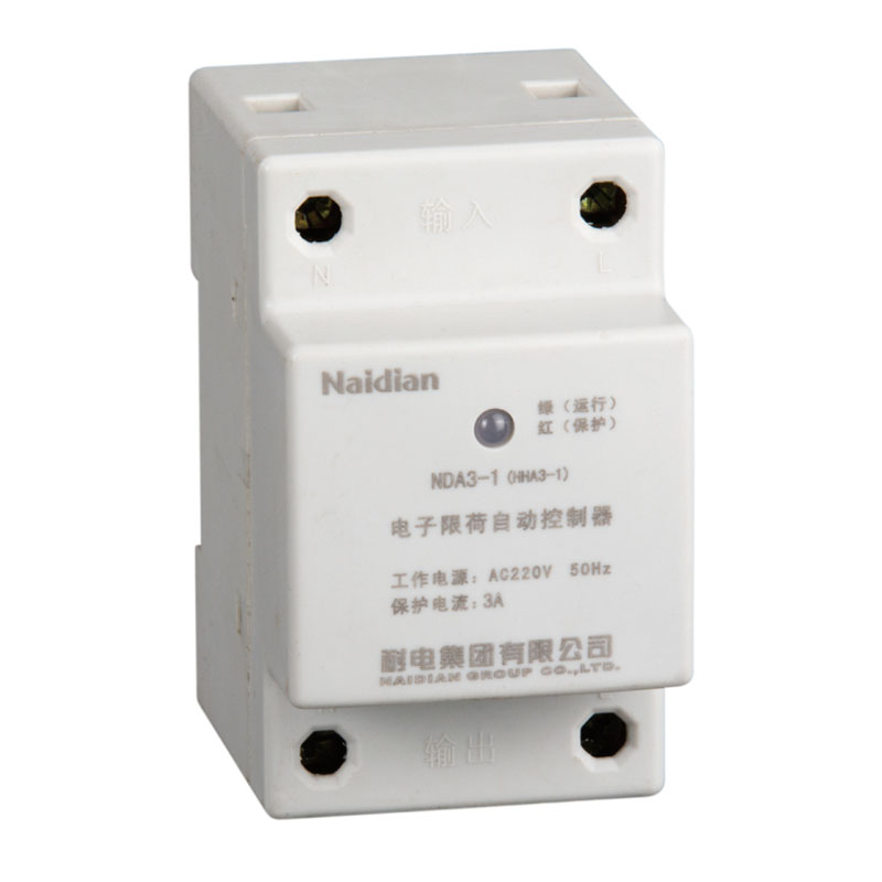 NDA3-(HHA3-1) Electronic load limiting automatic controller