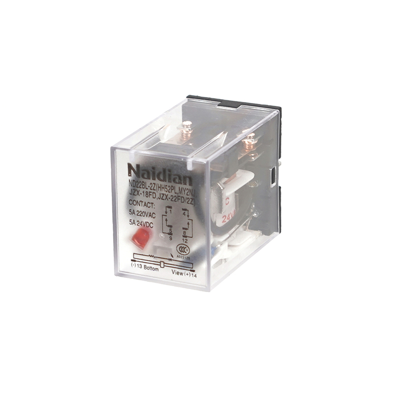 ND22B-□Z(HH5□P) Universal electromagnetic relay series