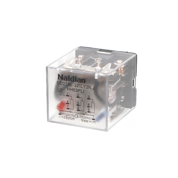 ND22A-□Z(HH6□P) Universal Electromagnetic Relay Series